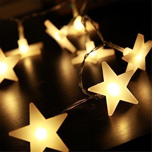 Las 25 mejores ideas sobre luces de estrellas en - Lucecitas de navidad ...