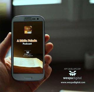 Salmos Bíblia Falada Áudio MP3: miniatura da captura de tela