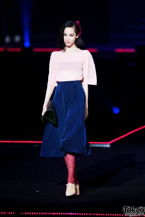 Kiko Mizuhara, The Most Twee Model