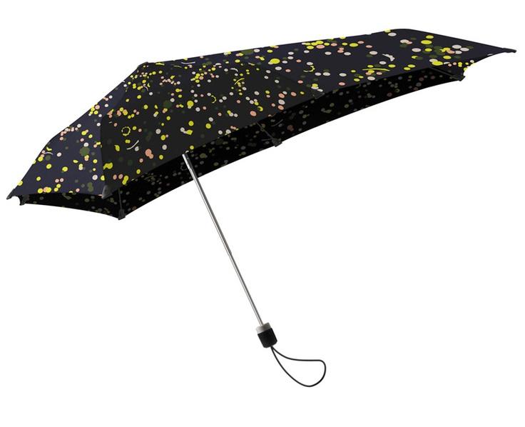Senz Umbrellas × mina perhonenミニ Rain Symphony 台風の風速にも耐えられる傘。おまけにデザインはミナ・ペルホネン。