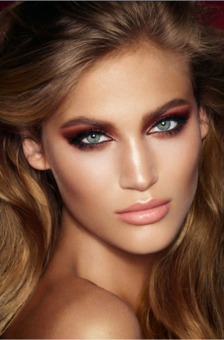 best Hair images on Pinterest Braids Hair makeup and Make up looks