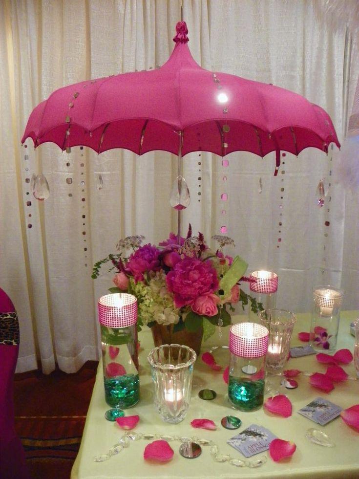 Quinceanera Flower Centerpieces Apple Blossoms Floral