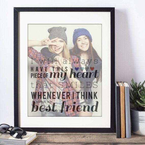1000+ Ideas About Friend Birthday Gifts On Pinterest