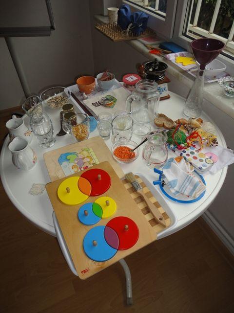Poyraz'lı Günler: Evde Montessori Uygulamaları Seminer Notları-1