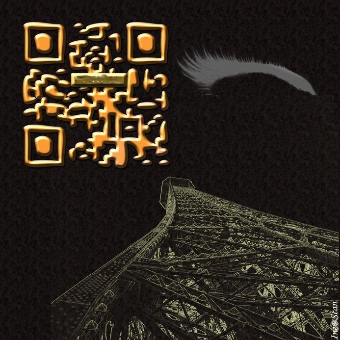 QR Code Paris...
