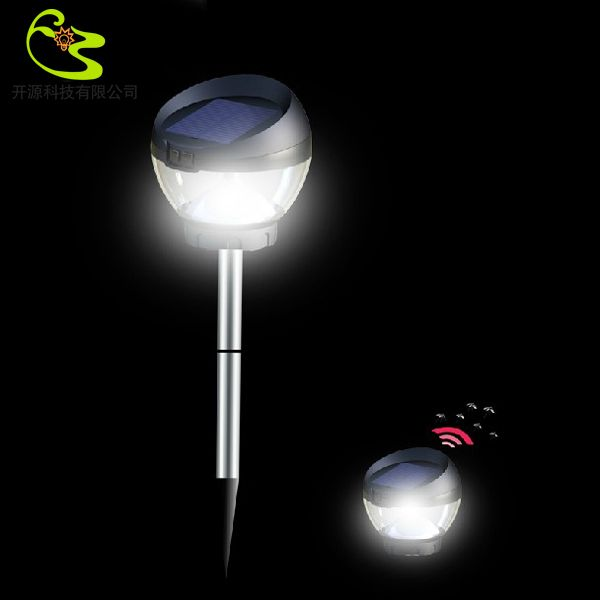 solar led lawn lamp optically controlled induction mosquito repellent waterproof outdoor garden light battery rechargable