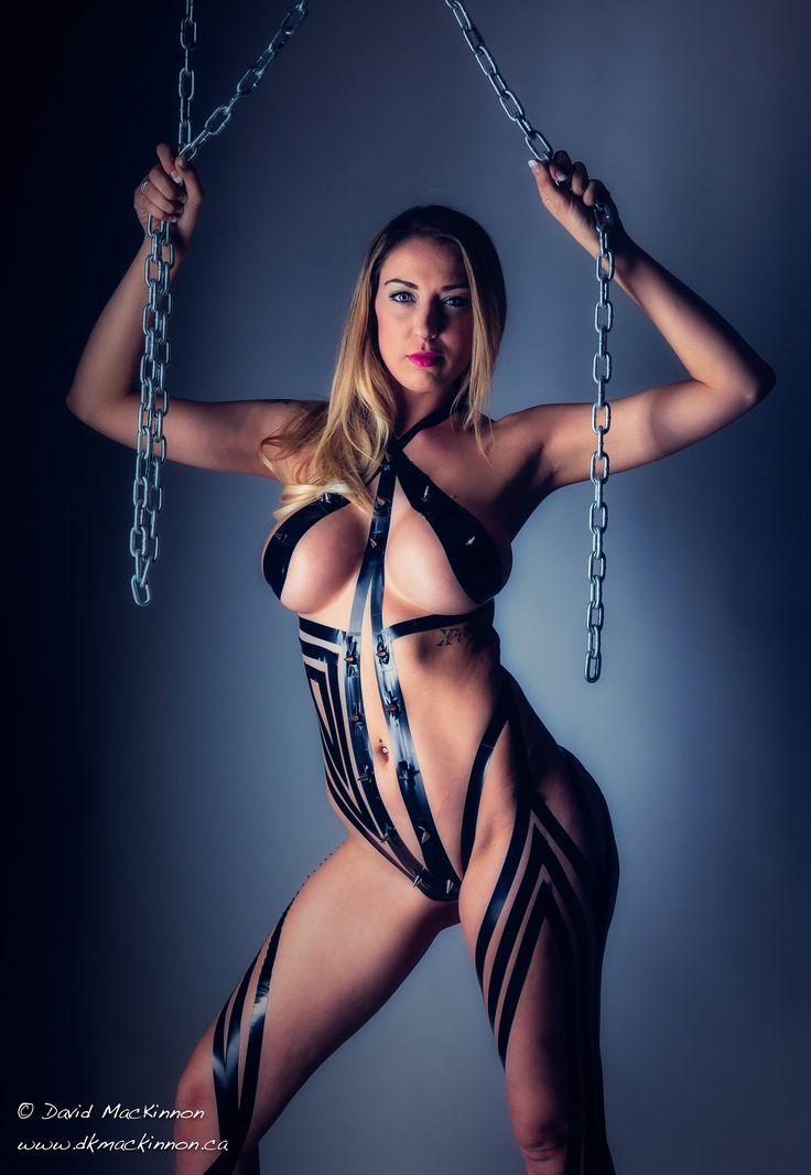 Cheekies erotic body art