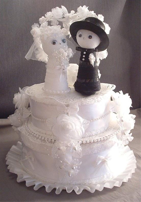 25 Best Ideas About Wedding Towel Cakes On Pinterest