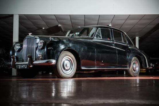 Kinks star's Bentley for sale