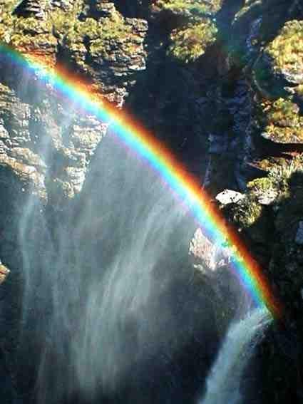 Cachoeira da Fumaça - Chapada Diamantina - Bahia - Brasil