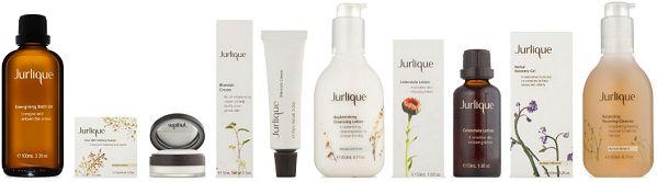 Jurlique hudplejeprodukter er biodynamiske og økologiske. Klik på billedet for at se udvalget.