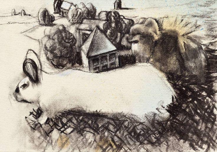 Simple But Still Hard To Get. from the series diaries 21x15cm #drawing on paper #kpils #contemporaryart #artecontemporáneo #zeitgenössischekunst #kunstwerk #samtidskunst #kunst #konst #artecontemporanea #charcoal Kenneth Pils