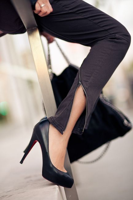 Red soles <3