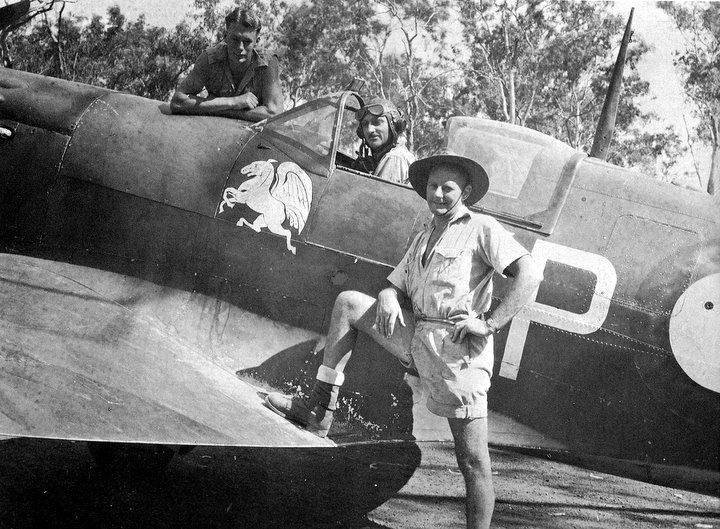 Jack Newton RAAF