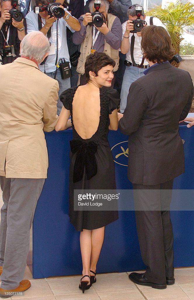 Photo d'actualité : Jean-Pierre Marielle, Audrey Tautou and Tom Hanks...
