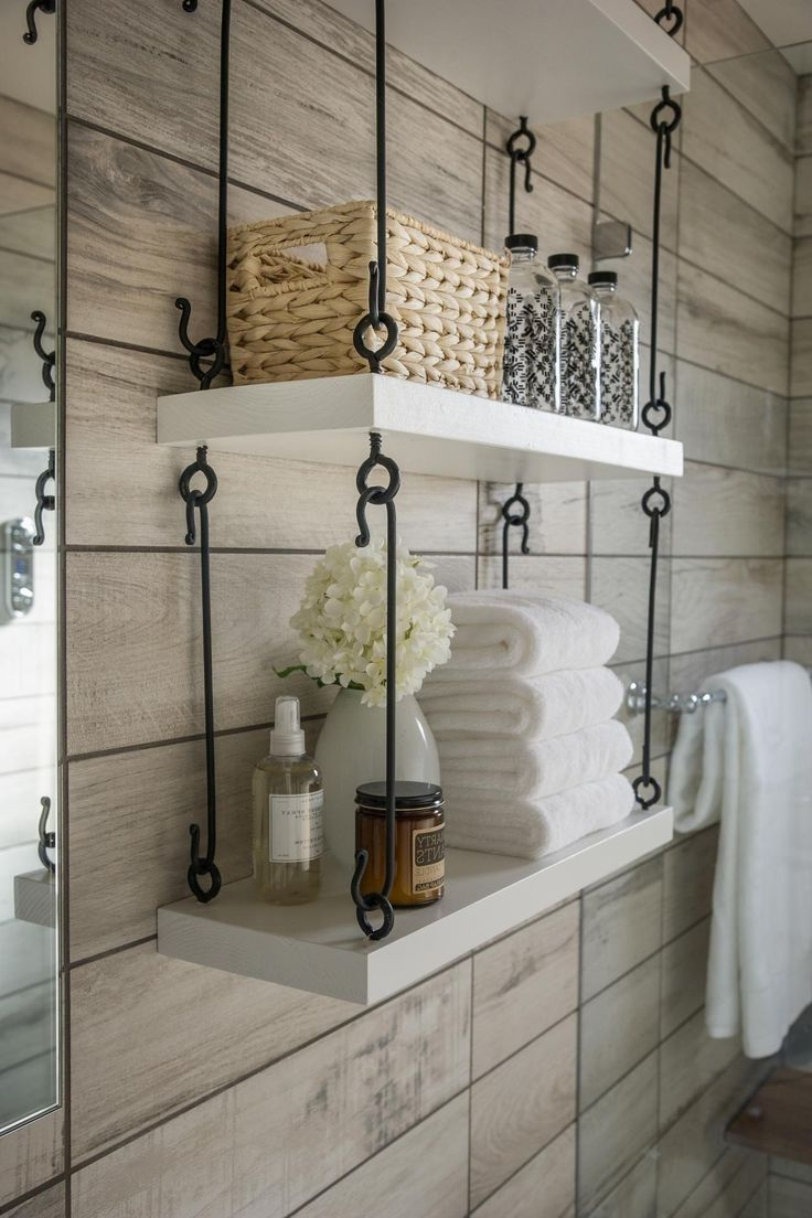 17 Best Ideas About Clever Bathroom Storage On Pinterest