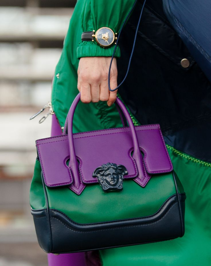 A bold color palette gives a distinctive look to the #PalazzoEmpire accessories. Shop at http://goo.gl/t8iHkD