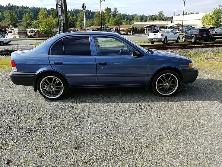 Cars for Sale: Used 1998 Toyota Tercel for sale in Woodinville, WA 98072: Coupe Details - 458983168 - Autotrader