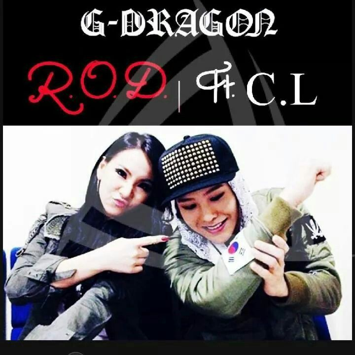 CL with dragon