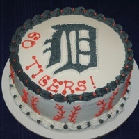 detroit tigers cakes - Google Search