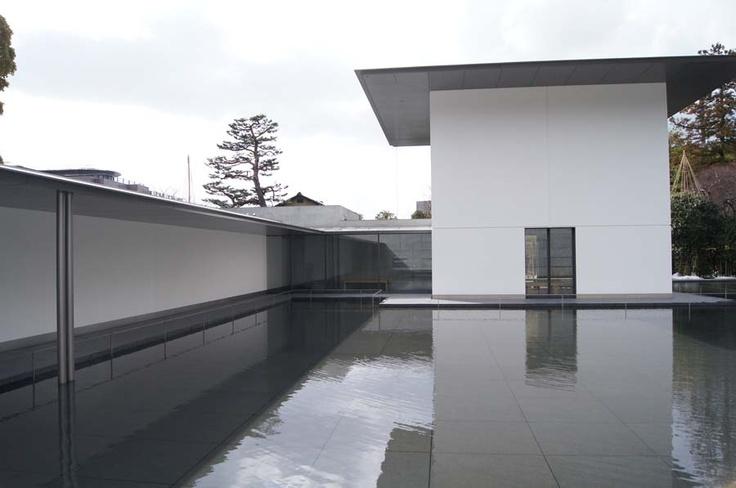D.T. Suzuki Museum, Kanazawa, Japan