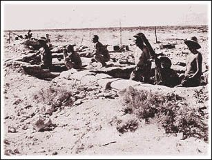 One third of the Australians killed in action in the Middle East lost their lives in the Tobruk campaign.
