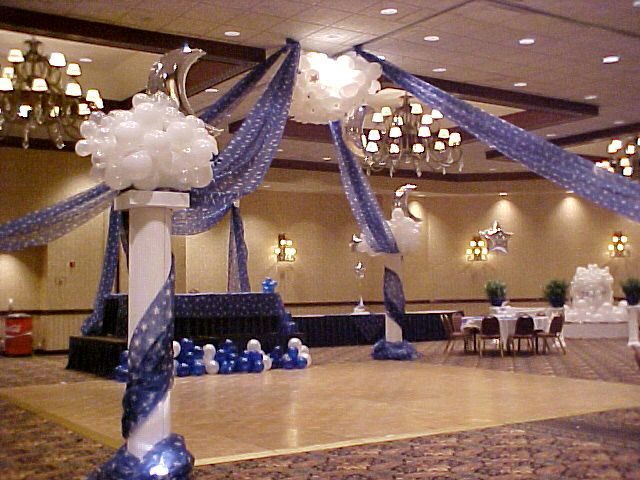 Draping fabric to pillars wedding pinterest for Floor decoration ideas