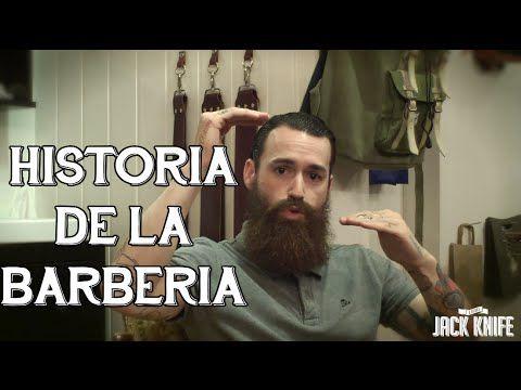 Historia de la Barbería - Lord Jack Knife Barber College cap.1