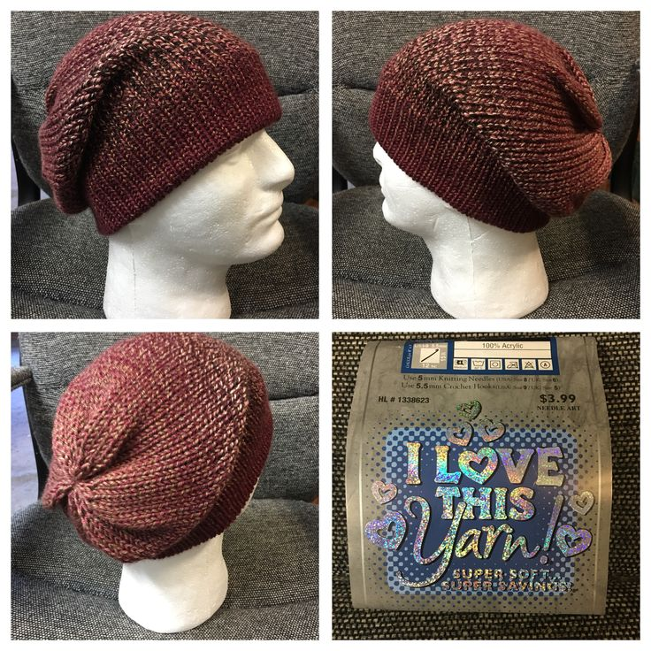 Slouch Hat!  Always different!