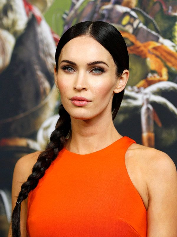 Megan Fox%u2019s Stunning Contour At %u2018TMNT%u2019 Premiere %u2014 Exact How�To