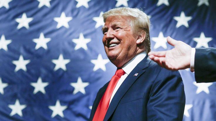 Canadauence TV: Donald Trump ganha eleição americana em vitória qu...