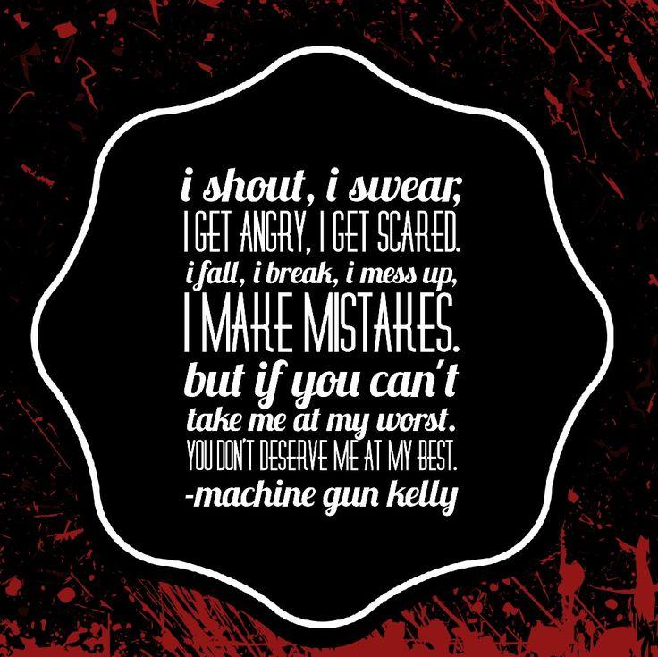 at my best lyrics machine gun