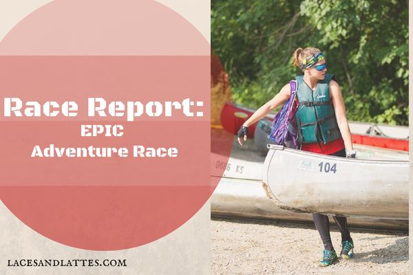 My first adventure race: What I learned, how to fuel and the rules of the race.