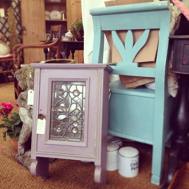 Beautiful Annie Sloan Provence and EmileAnnie Sloan Provence, Colors Combos, Decor Ideas, Beautiful Annie, Color Combos, Furniture, Chalk Painting, Annie Sloan Chalk Emile, Annie Sloan Emile