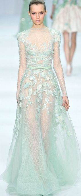 Elie Saab Haute Couture Spring/Summer 2012