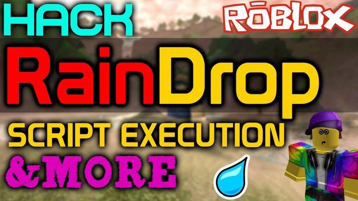 [ SHOWCASE] ROBLOX Hack/Exploit - RainDrop (NEW) 20+ CMDS ...