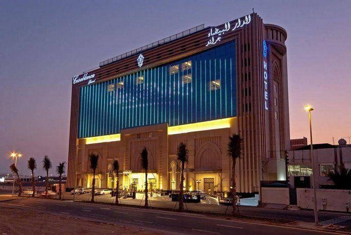 حجز في فندق الدار البيضاء جراند يبعد فندق الدار البيضاء جراند مجرد 10 دقائق بالسيارة من مطار الملك عبد العزيز الدولي وهو يوفر إقام Grand Hotel Hotel Casablanca