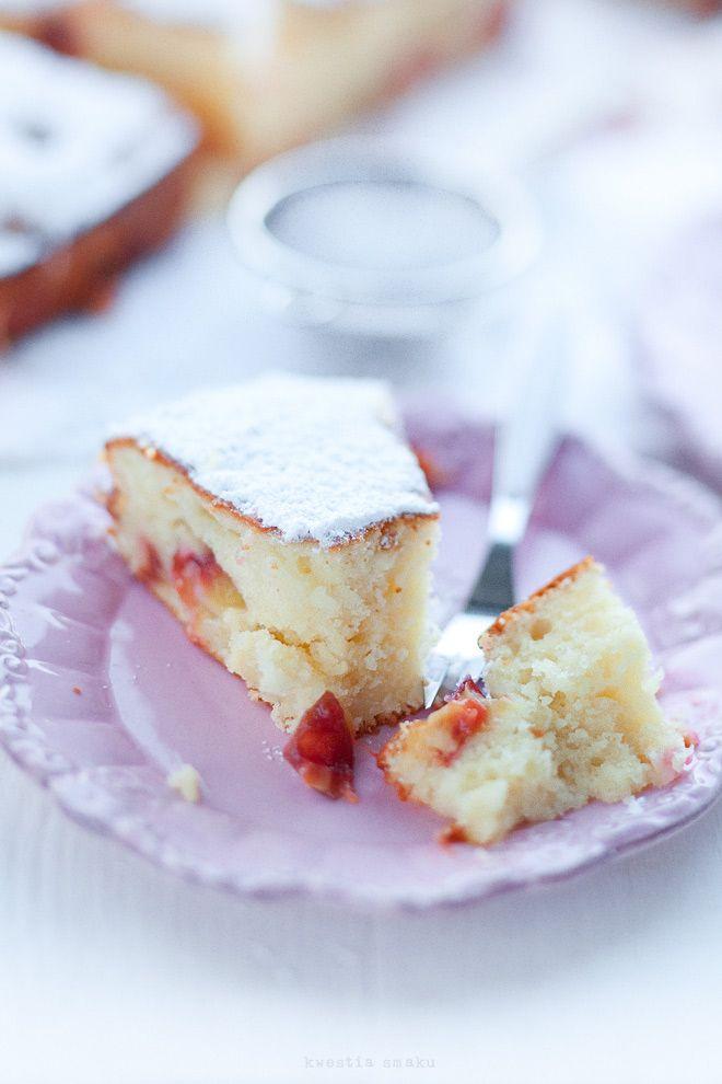 Torta Margherita - Przepis