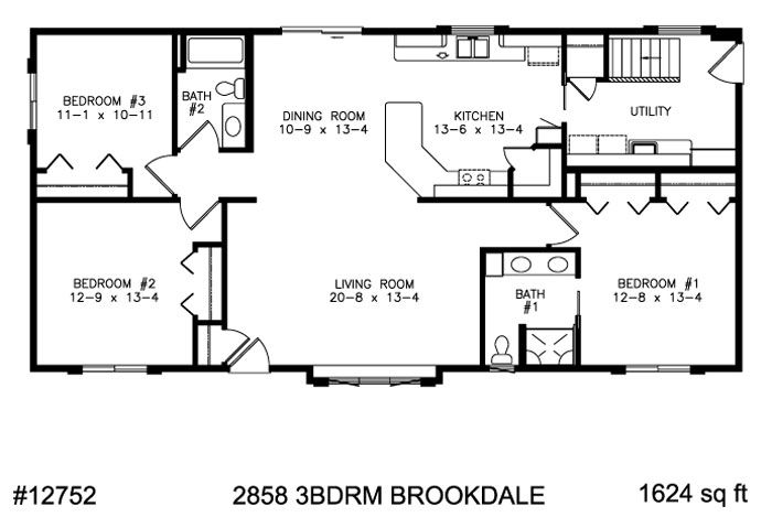 simple house floor plan Printable House Floor Plans