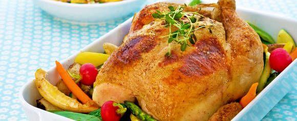 DAGENS RETT: Slik har du ikke smakt helstekt kylling før - Aperitif.no