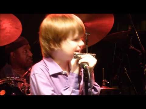 ▶ Caladonia by 10 year old Joshua King @ Riverfront Blues Festival August 5 2011 - YouTube