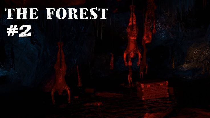 The Forest #2 [Facecam] - Kannibalenangriff & Höhlenerkundung - Let's Play The Forest