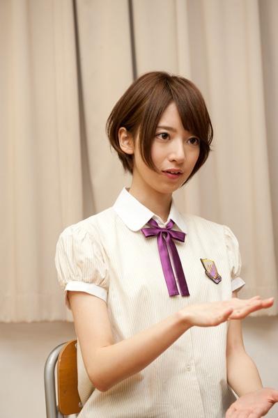 乃木坂46 (nogizaka46) in Natalie Election Guide Book - Hashimoto Nanami (橋本奈々未)