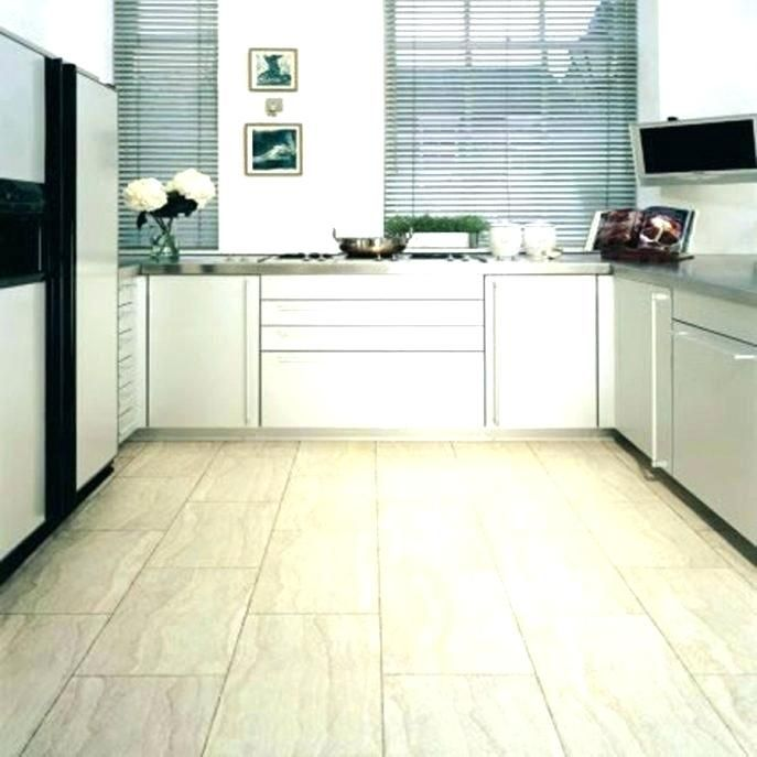 Image Result For Cool Small Kitchens Concrete Floor Kitchen Floor Tile Kitchen Flooring Modern Kitchen Flooring