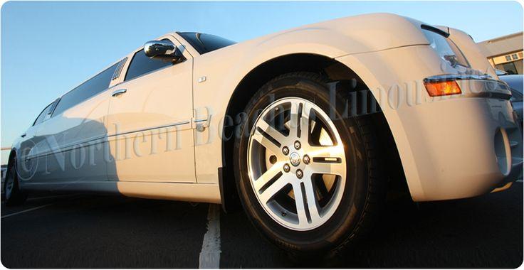 Formal car hire for Sydney - Chrysler 300C