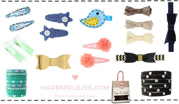 Haarspeldjes.com  hippe haaraccessoires voor kleine meisjes