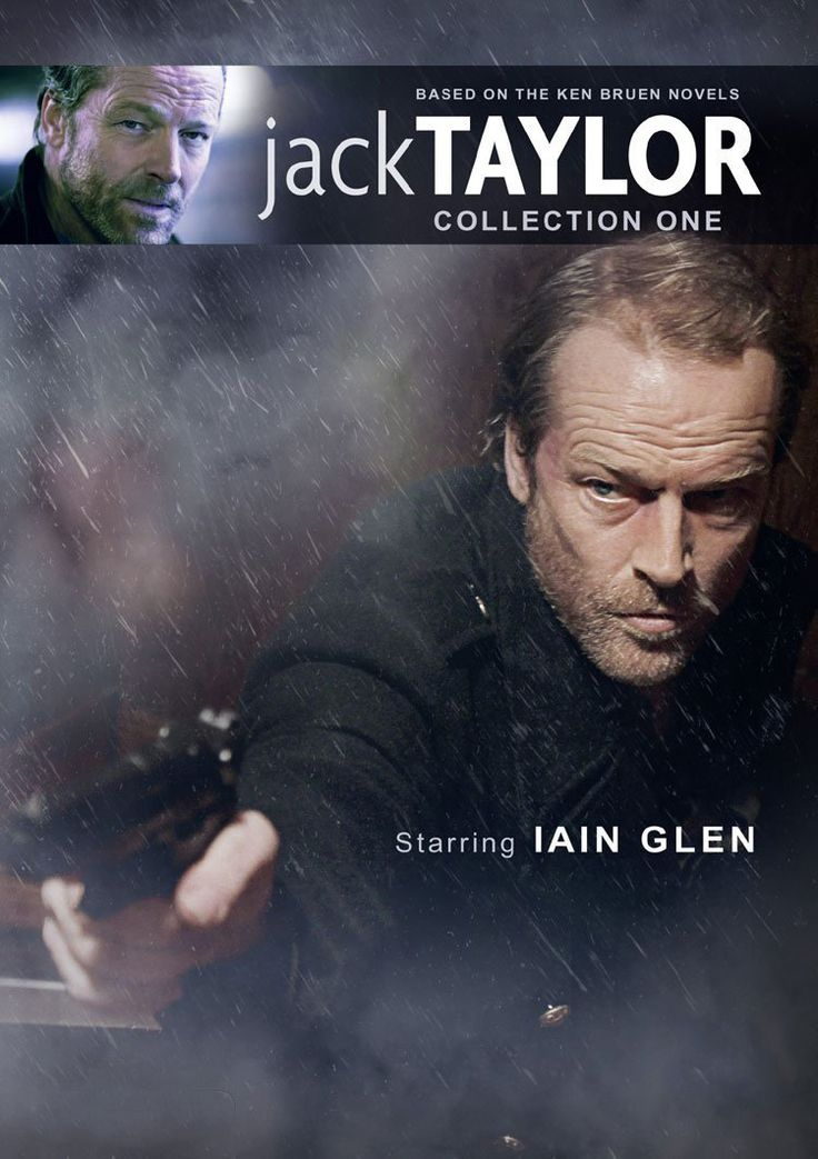 """Self-destructive, pigheaded, and overfond of the bottle, Jack Taylor (Iain Glen) is a forty-something ex-cop trying to earn a living as a private detective in his native Galway. Taylor has burned a lot of bridges, but he still has a knack for uncovering ugly truths. In his new trade, Taylor finds evil at every turn: the serial murders of young female factory workers, a vicious vigilante group executing summary justice, and a sadistic nun dubbed """"Lucifer"""" by her former charges."""