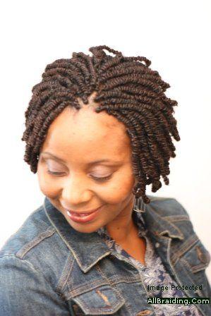 nubian twists in a bob style nonye hair braiding