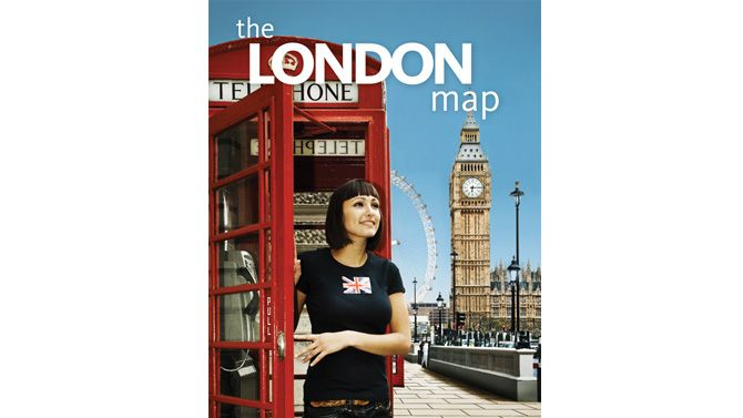 Mappa di Londra