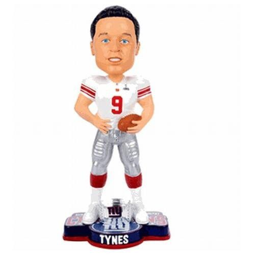 New York Giants Lawrence Tynes Super Bowl 46 Bobble Head - Ring